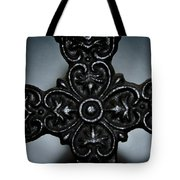 Let Mercy Reign Tote Bag