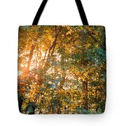 Let The Earth Arise Tote Bag
