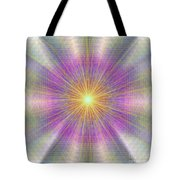 Let There Be Light 2012 Tote Bag