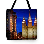 Let Your Light Shine Tote Bag by La Rae  Roberts