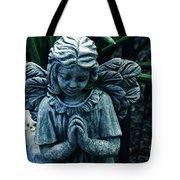 Lets Pray Tote Bag by Susanne Van Hulst