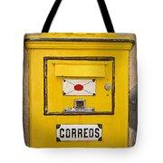 Letterbox Tote Bag