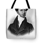 Levi Lincoln (1749-1820) Tote Bag by Granger