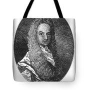 Lewis Morris (1671-1746) Tote Bag by Granger