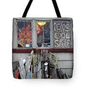 Lexs Cool Stuff Tote Bag