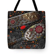 Liberation And Cookies Tote Bag