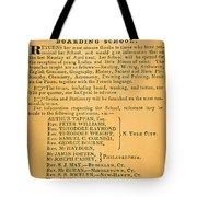 Liberator: Crandalls Ad Tote Bag by Granger