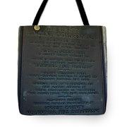 Liberty Engine Company Tote Bag