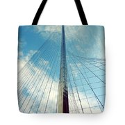 Liberty Pole Tote Bag