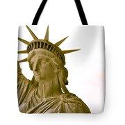 Liberty Up Close Tote Bag