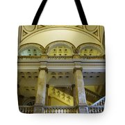 Library 4 Tote Bag