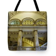 Library 6 Tote Bag