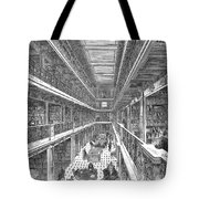 Library Of Congress, 1880 Tote Bag by Granger