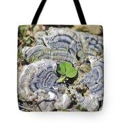 Lichen The Shamrock Tote Bag