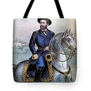 Lieutenant General Ulysses S Grant Tote Bag by Photo Researchers