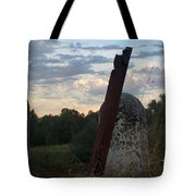 Life After People Tote Bag