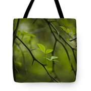 Life And Thorns Tote Bag