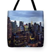 Life In The Big City Tote Bag