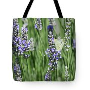 Life In The Garden Tote Bag