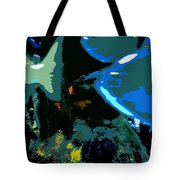 Life In The Sea Tote Bag