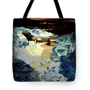 Life In The Tidepools Tote Bag