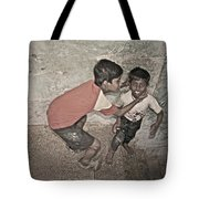Life Is Much Easier When You're In Good Company.  Tote Bag