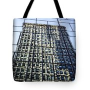 Life On The 32nd Floor Tote Bag