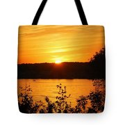 Life On The Susquehanna Tote Bag