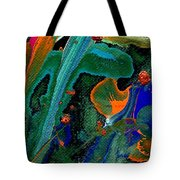 Life Under The Sea Tote Bag