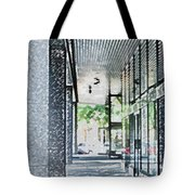 Light At The End Tote Bag