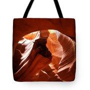 Light Curve Tote Bag