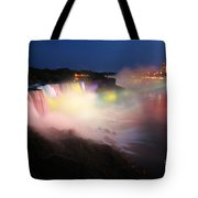 Light From The Canadians Tote Bag