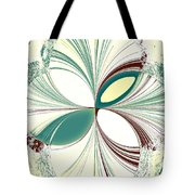 Light In The Darkness White Tote Bag