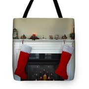 Light Of Christmas Tote Bag