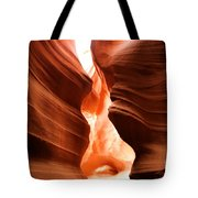 Light Through The Swirls Tote Bag