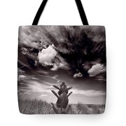 Lighthouse Beach Northshore Tote Bag