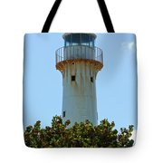 Lighthouse On Grand Turk 2 Tote Bag