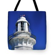 Lighthouse Turret Tote Bag