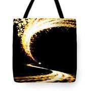 Lighting Explosion Tote Bag