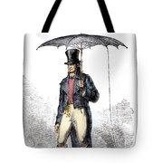 Lightning Rod Umbrella Tote Bag