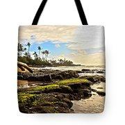 Lihue Rocky Coast Tote Bag