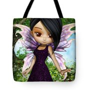 Lil Fairy Princess Tote Bag