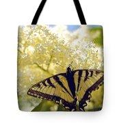 Swallowtail Lilac Spring Photo Tote Bag