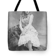 Lillian Russell 1882 Tote Bag