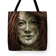 Lilly Tote Bag by Adam Long