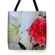 Lilly And Friend Tote Bag
