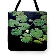 Lily Alone Tote Bag