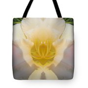 Lily Clouds Tote Bag