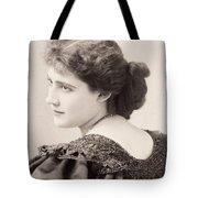 Lily Hanbury (1874-1908) Tote Bag