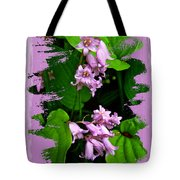Lily Of The Valley - In The Pink #1 Tote Bag